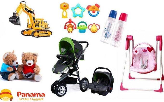 Интернет-магазин Panama: лучшее – детям (2)