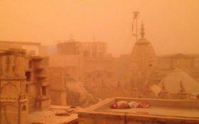 Індію накрила потужна піщана буря, сотні загиблих і постраждалих: опубліковано моторошне відео
