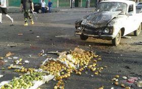Серия мощных терактов в Сирии: число жертв увеличилось до 220