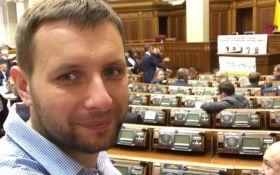 Володимир Парасюк: у мене є пістолет, я з ним навіть до Ради ходжу