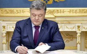Порошенко завдав нового санкційного удару по Росії
