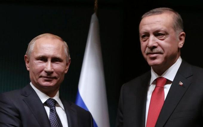 Турецько-російське потепління: Путін дав радісну для росіян вказівку