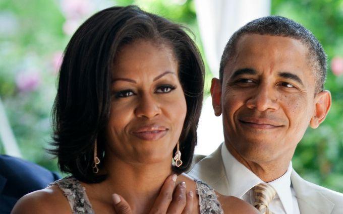 Обамы приехали накурорт миллиардера Брэнсона