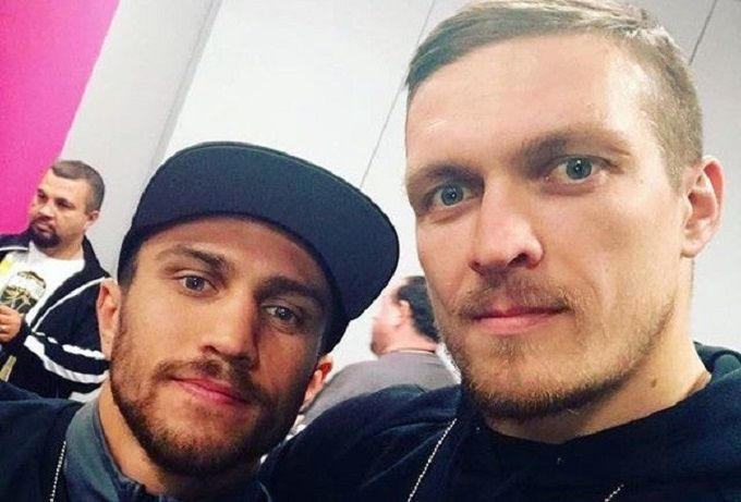 Два украинских спортсмена попали в десятку лучших боксеров мира