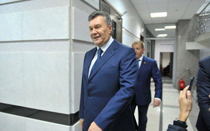 Суд столицы Украины отказался организовать через МинюстРФ видеоконференцию сЯнуковичем