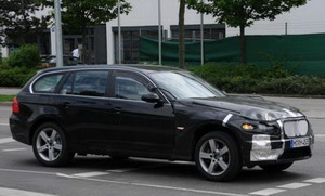 Стартуют тесты прототипа кроссовера BMW F3
