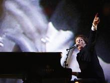 Стартовало голосование за песни, которые Маккартни споет в Киеве
