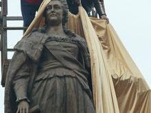Памятник великому сыну Украины Потёмкину заменит памятник Екатерине?