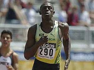 Ямайский спринтер установил мировой рекорд на стометровке