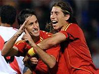 Тренер сборной Испании назвал состав на матч Евро-2008 с Россией