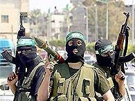 Боевики ХАМАСа захватили школьный автобус