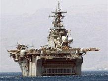Guardian: США используют флот как тайные тюрьмы