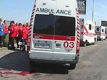 На Днепропетровщине в ДТП погибли 4 человека