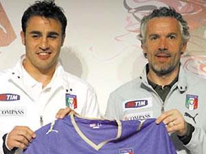 Каннаваро пропустит Евро-2008