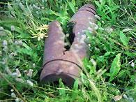 В Донецкой области обезвредили несколько боеприпасов времен войны