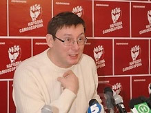 Народная самооборона: Черновецкий издевается над Луценко