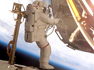 Астронавты NASA вернулись на МКС