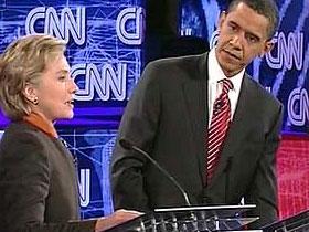 Обама и Клинтон поделили последние штаты