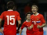 Товарищеский матч: Россия разгромила Литву
