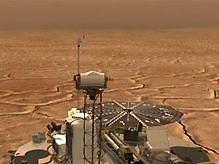 В работе марсианского зонда Феникс снова произошел сбой