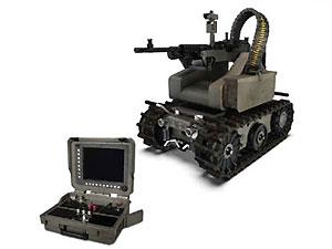 Пентагон получил первого боевого робота