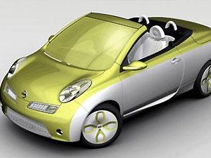 В 2010 году появится новое поколение Nissan Micra