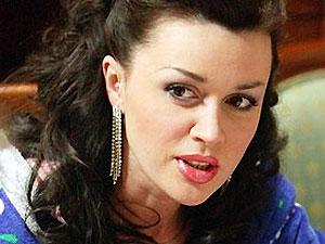 Анастасия Заворотнюк дала согласие стать женой фигуриста Чернышева
