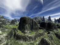 """Горы могут переживать периоды """"взрывного роста"""" - исследование"""