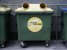 В Киеве установят европейские контейнеры для сортировки мусора