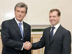 Медведев: Стремление Украины в НАТО нарушает договор о дружбе