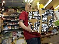 В мире продано 8,5 миллиона копий Grand Theft Auto IV
