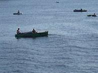 В Азовском море продолжаются поиски пропавших рыбаков