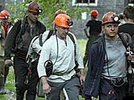 Из шахты имени Карла Маркса достали двух горняков