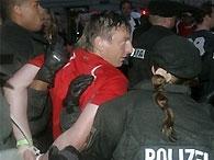 Евро-2008: австрийская полиция задержала немецких фанатов