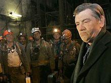 Ющенко едет в Енакиево
