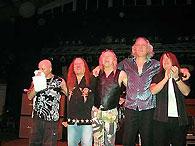 Группа Uriah Heep отменила тур по СНГ