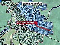 В Грозном произошел взрыв в кафе: есть пострадавшие