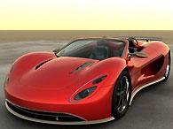 RMC Scorpion - новое поколение гибридных спорткаров