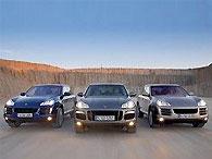 Дизельный Porsche Cayenne появится в марте 2009 года