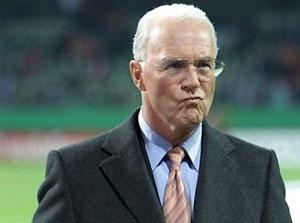 Беккенбауэр спрогнозировал вылет Германии в 1/4 финала Евро-2008