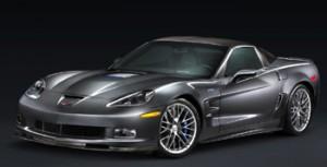 Chevrolet рассказал о новом суперкаре Corvette ZR1