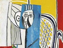 Пикассо ушел с молотка за $6,5 млн