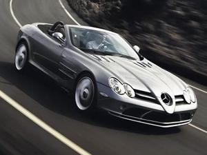 Mercedes прекращает выпуск кабриолета SLR McLaren