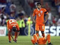 Евро-2008: Россия обогатила букмекеров