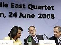 """Ближневосточный """"квартет"""" намерен помирить Палестину и Израиль"""