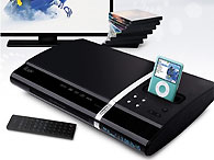 iLuv выпустила DVD проигрыватель с поддержкой iPod