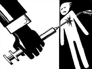 Сегодня - день борьбы с пытками и наркотиками