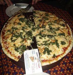Пицца с марихуаной – самое популярное блюдо в ресторанах Камбоджи