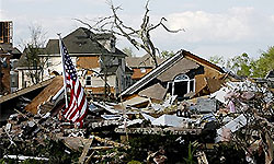 Над Арканзасом пронесся торнадо-убийца