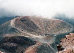 Ученые: Вулкан Этна может вновь проснуться